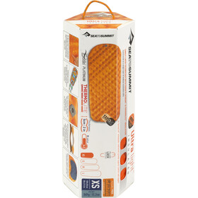 Sea to Summit Ultralight Matelas gonflable isolant XSmall, orange